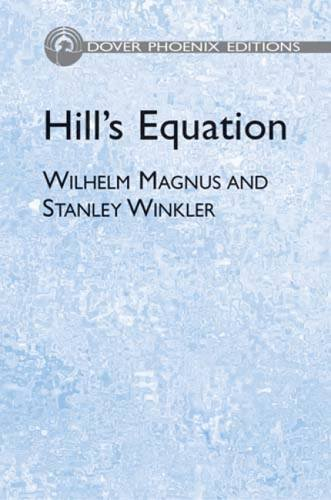 9780486495651: Hill's Equation (Dover Books on Mathematics)