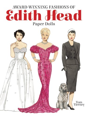 9780486496269: Award-Winning Fashions of Edith Head Paper Dolls