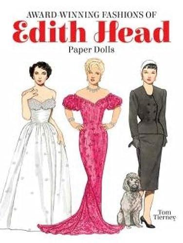 9780486496269: Award-Winning Fashions of Edith Head Paper Dolls