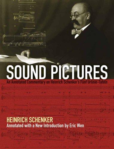 9780486496306: Sound Pictures: An Annotated Commentary on Heinrich Schenker's Fnnf Urlinie-tafeln