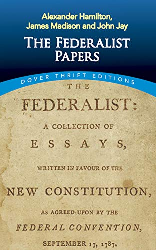 9780486496368: The Federalist Papers (Dover Thrift Editions)