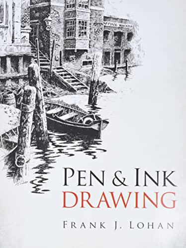 9780486497150: Pen & Ink Drawing (Dover Art Instruction)