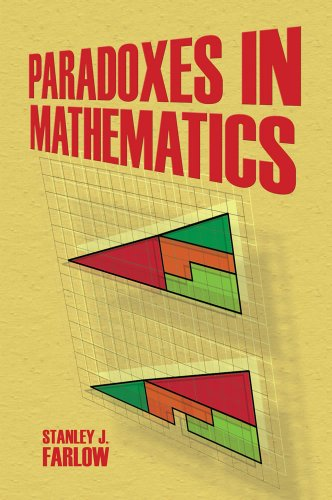 9780486497167: Paradoxes in Mathematics (Dover Books on Mathematics)