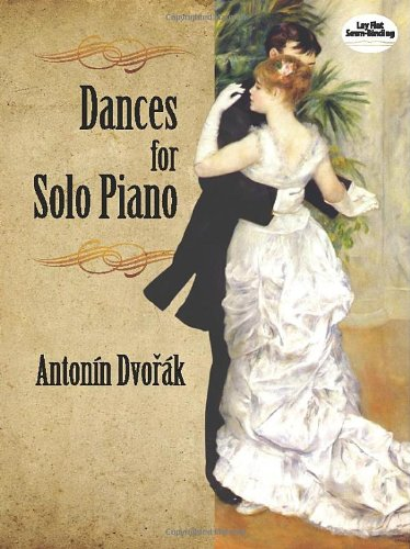 9780486497303: Dances for Solo Piano (Dover Classical Music for Keyboard and Piano Four Hands)