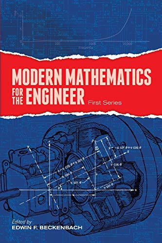 Modern Mathematics for the Engineer: First Series: Beckenbach, Edwin F.