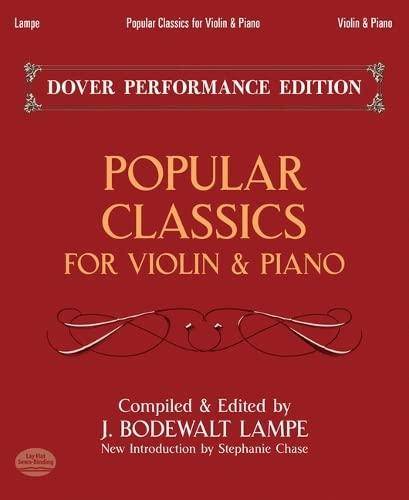 9780486497532: Popular classics (pi�ces classiques c�l�bres) --- Violon / Piano