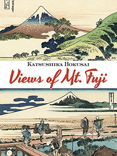 9780486497587: Views of Mt. Fuji