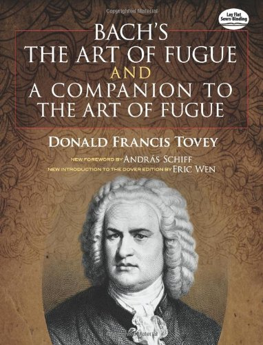 9780486497648: Bach's the Art of Fugue & a Companion to the Art of Fugue (Dover Classical Music for Keyboard and Piano Four Hands)