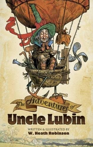 9780486498218: The Adventures of Uncle Lubin (Dover Children's Classics)