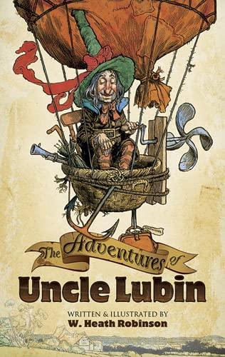 9780486498218: The Adventures of Uncle Lubin (Dover Children's Classics)