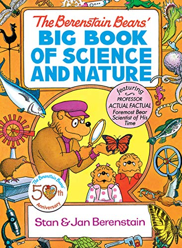 9780486498348: The Berenstain Bears' Big Book of Science and Nature (Dover Children's Science Books)