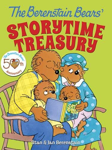 9780486498362: The Berenstain Bears' Storytime Treasury