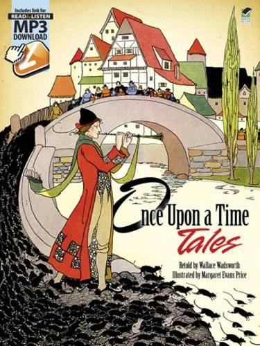 Once Upon a Time Tales: with Read: Margaret Evans Price,