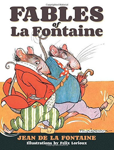 Fables of La Fontaine (Dover Books on: Jean La Fontaine,