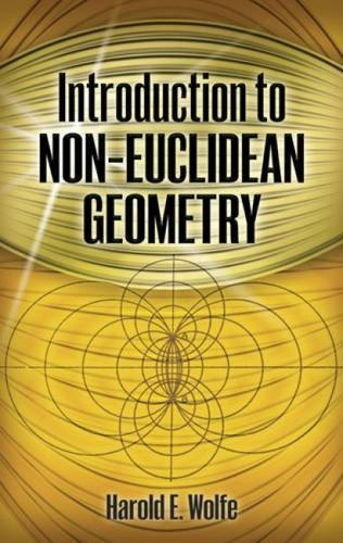9780486498508: Introduction to Non-Euclidean Geometry (Dover Books on Mathematics)