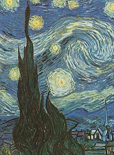 9780486498546: Van Gogh's Starry Night Notebook
