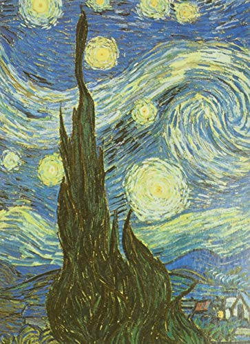 9780486498546: Van Gogh's Starry Night Notebook