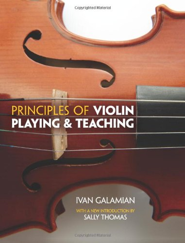 9780486498645: Principles of Violin Playing and Teaching (Dover Books on Music)