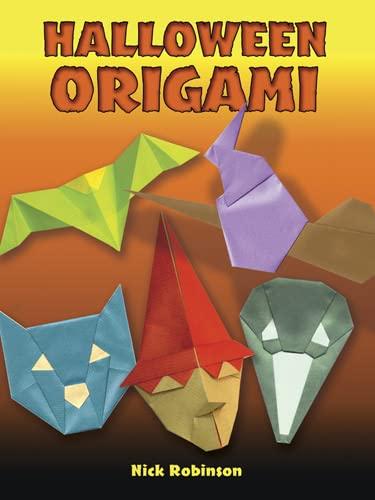 9780486498737: Halloween Origami (Dover Origami Papercraft)