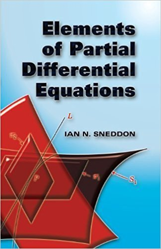 9780486498768: Elements Of Partial Differential Equations