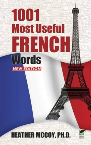 9780486498980: 1001 Most Useful French Words