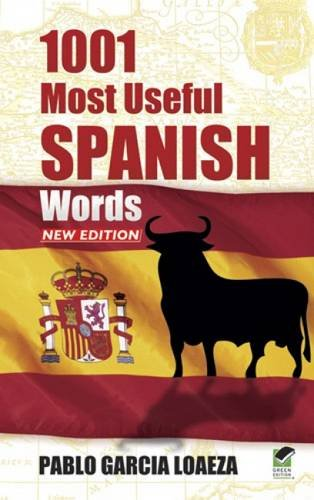 9780486498997: 1001 Most Useful Spanish Words NEW EDITION (Dover Language Guides Spanish)