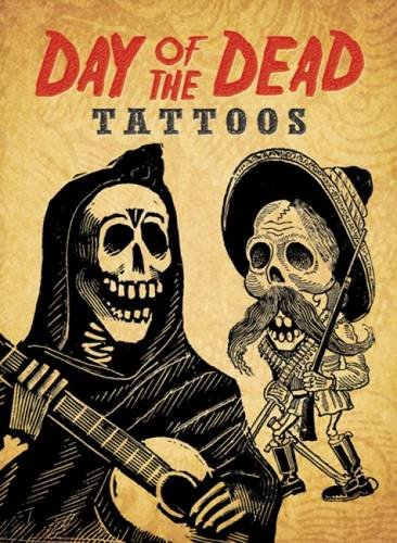 9780486499000: Day of the Dead Tattoos (Dover Tattoos)