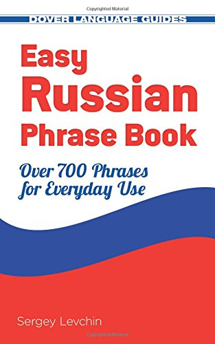 9780486499031: Easy Russian Phrase Book: Over 700 Phrases for Everyday Use