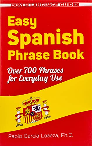 9780486499055: Easy Spanish Phrase Book NEW EDITION (Dover Large Print Classics)