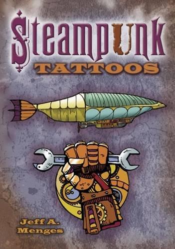 9780486499093: Steampunk Tattoos (Dover Tattoos)