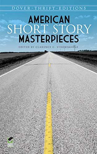 9780486499130: American Short Story Masterpieces (Dover Thrift Editions)