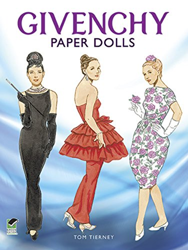 9780486499598: Givenchy Paper Dolls (Dover Paper Dolls)