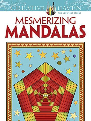 9780486499611: Mesmerizing Mandalas (Dover Design Coloring Books)