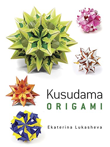 9780486499659: Dover Kusudama Origami Book (Dover Books on Papercraft and Origami)