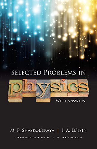 9780486499932: Selected Problems in Physics with Answers (Dover Books on Physics)