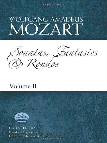 Sonatas, Fantasies and Rondos Urtext Edition: Volume: Mozart, Wolfgang Amadeus