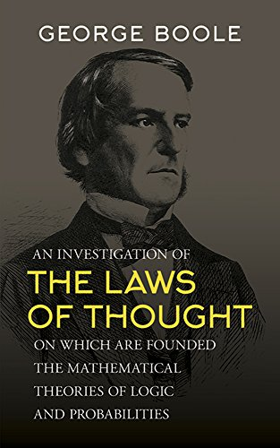 An Investigation of the Laws of Thought - Boole, George