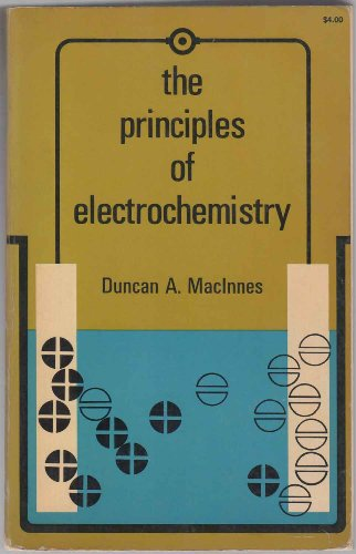 9780486600529: Principles of Electrochemistry