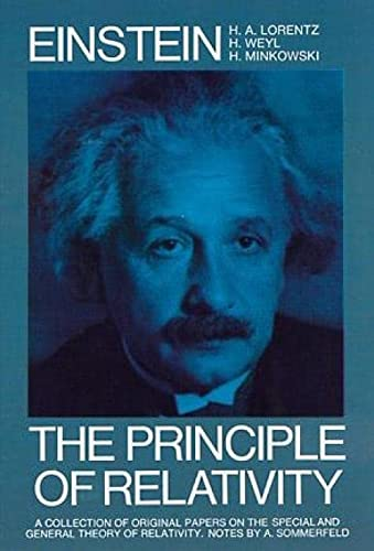 9780486600819: The Principle of Relativity (Dover Books on Physics)