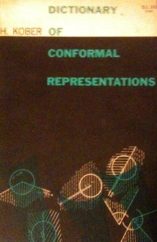 9780486601601: Dictionary of Conformal Representations