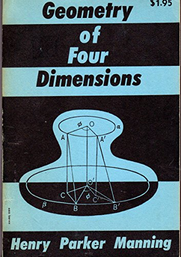 9780486601823: Geometry of Four Dimensions