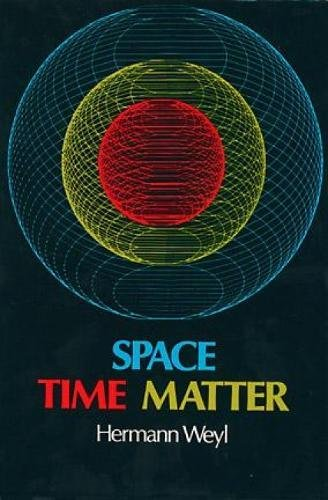 9780486602677: Space-time-matter (Dover Books on Physics)