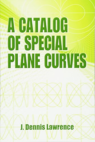 9780486602882: A Catalog of Special Plane Curves (Dover Books on Mathematics)