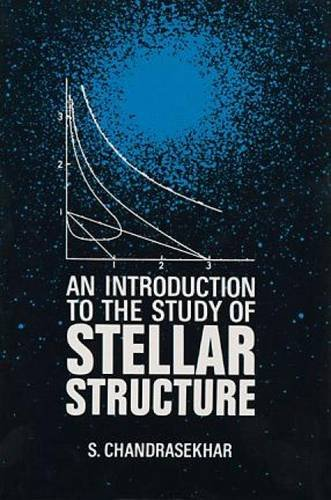 9780486604138: An Introduction to the Study of Stellar Structure (Dover Books on Astronomy)