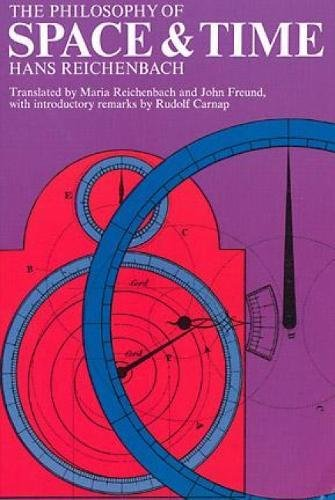 9780486604435: The Philosophy of Space and Time (Dover Books on Physics)