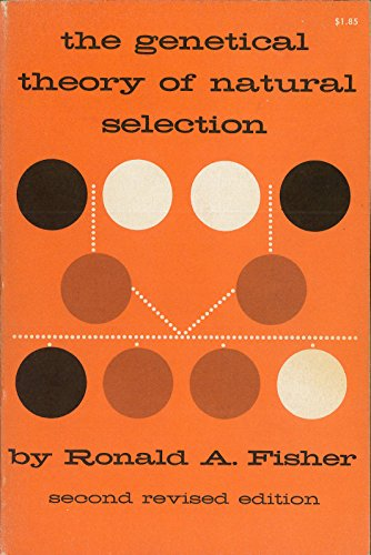 9780486604664: The Genetical Theory of Natural Selection
