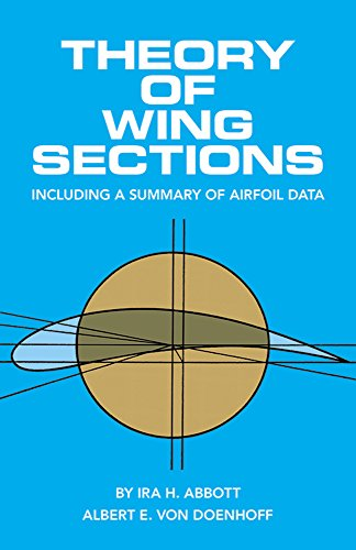 9780486605869: Theory of Wing Sections: Including a Summary of Airfoil Data (Dover Books on Aeronautical Engineering)