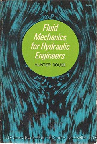 9780486607290: FLUID MECHANICS FOR HYDRAULIC ENGINEERS