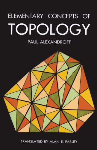 Elementary Concepts of Topology (Dover Books on: Paul Alexandroff; Alan