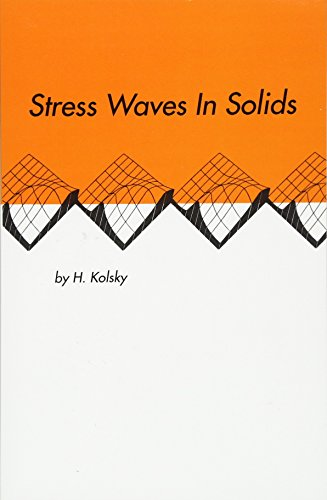 9780486610986: Stress Waves in Solids (Dover Books on Physics)